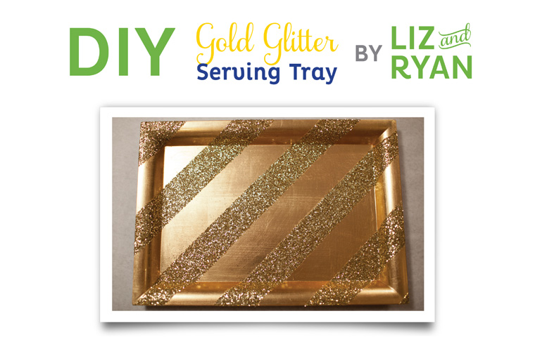 DIY-Gold-Glittered-Serving-Tray-Featured-Image