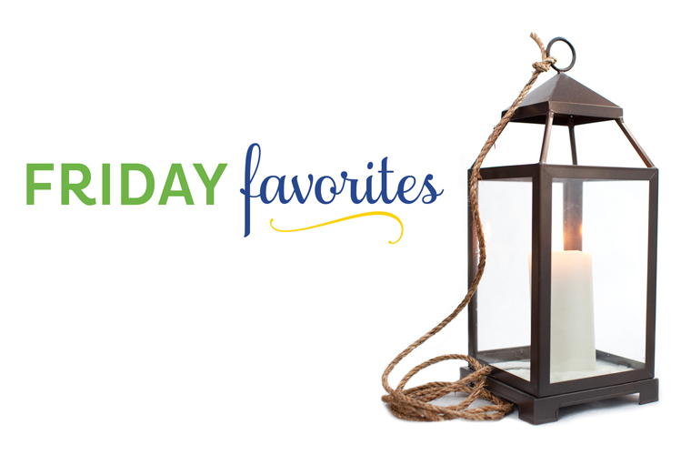 Liz and Ryan's Favorites - Pottery Barn Hanging Lantern