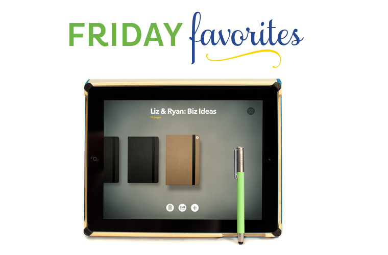 Friday-Favorites-Tech-Corner-Paper-App-And-Stylus