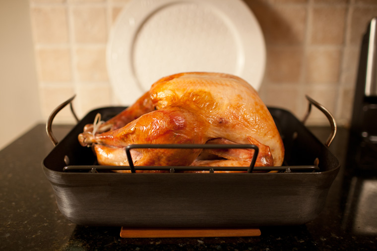 Recipe How to Brine and Cook a Turkey