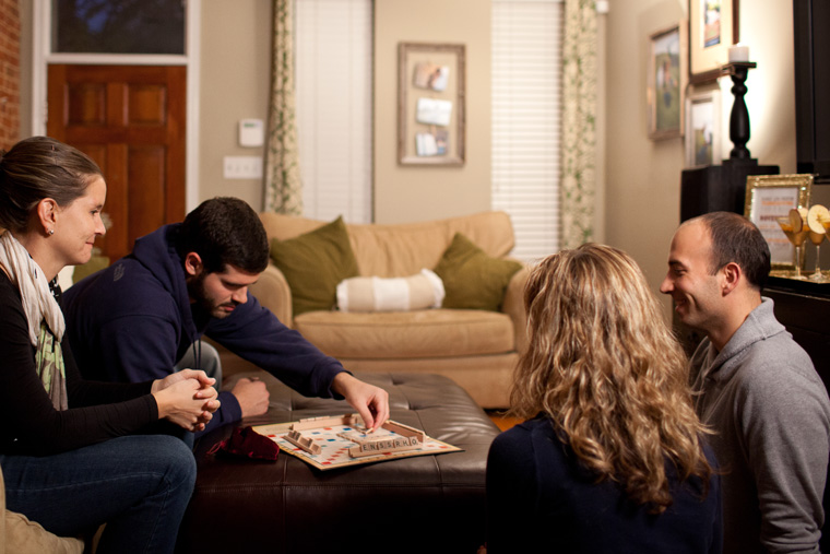 Entertaining Ideas Thanksgiving Leftovers and Game Night Couples Date Night (1)