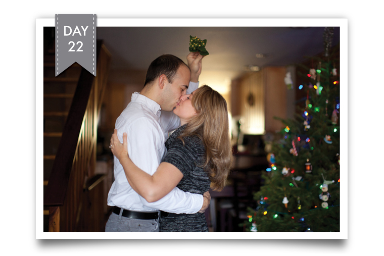 Header Advent Day 22 Mistletoe