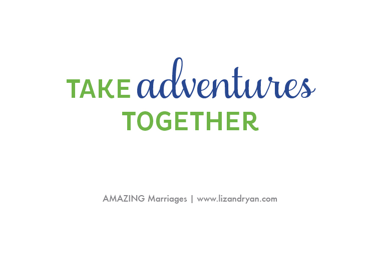 Amazing Marriages - take adventures together