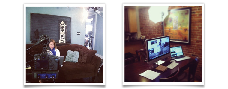 Making of the AMAZING Life Together Webinar - behind the scenes photo - 3