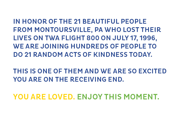 21 Random Acts of Kindness 2