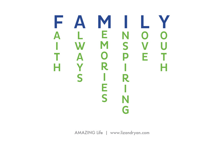 What does family mean to you 2