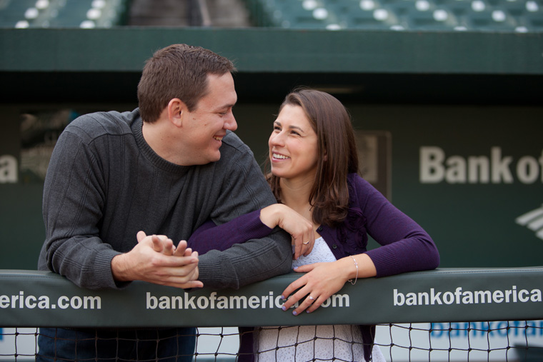 Baltimore Engagement Session Camden Yards Engagement Photos Fells Point Maxs Taphouse Baltimore Photos by Liz and Ryan Photos (27)