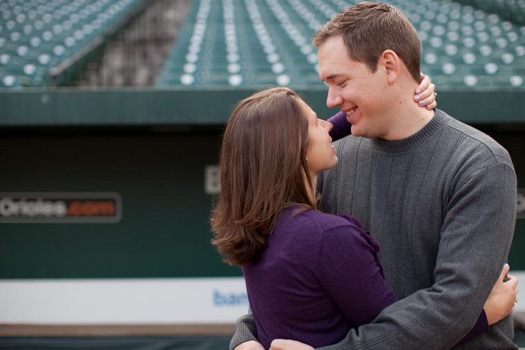 Baltimore Engagement Session Camden Yards Engagement Photos Fells Point Maxs Taphouse Baltimore Photos by Liz and Ryan Photos (17)