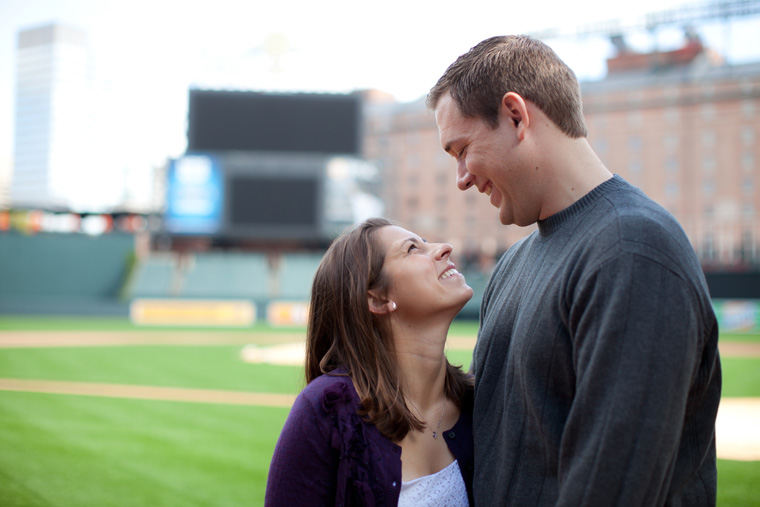 Baltimore Engagement Session Camden Yards Engagement Photos Fells Point Maxs Taphouse Baltimore Photos by Liz and Ryan Photos (14)