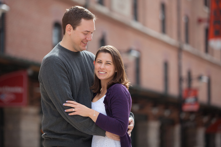 Baltimore Engagement Session Camden Yards Engagement Photos Fells Point Maxs Taphouse Baltimore Photos by Liz and Ryan Photos (12)
