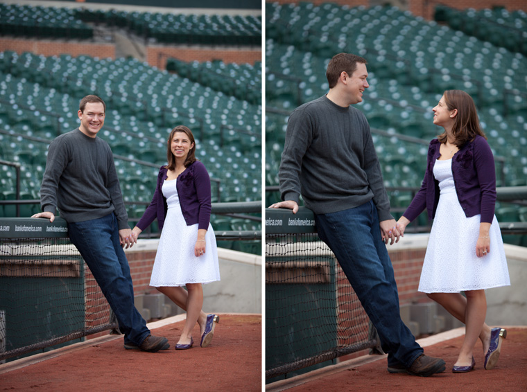 Baltimore Engagement Session Camden Yards Engagement Photos Fells Point Maxs Taphouse Baltimore Photos by Liz and Ryan Photos (26)