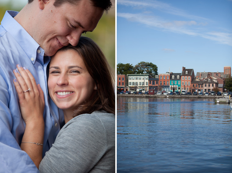 Baltimore Engagement Session Camden Yards Engagement Photos Fells Point Maxs Taphouse Baltimore Photos by Liz and Ryan Photos (6)