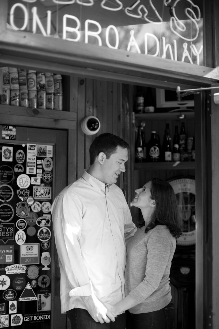 Baltimore Engagement Session Camden Yards Engagement Photos Fells Point Maxs Taphouse Baltimore Photos by Liz and Ryan Photos (4)