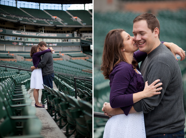Baltimore Engagement Session Camden Yards Engagement Photos Fells Point Maxs Taphouse Baltimore Photos by Liz and Ryan Photos (21)