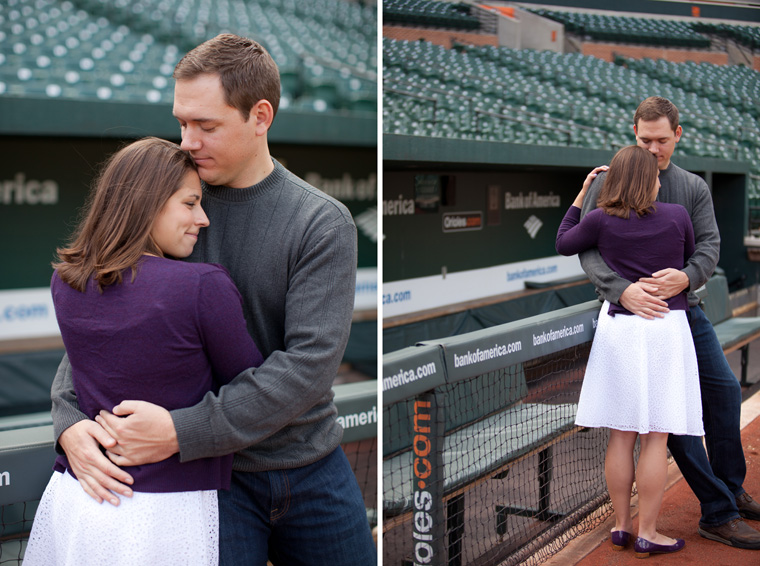 Baltimore Engagement Session Camden Yards Engagement Photos Fells Point Maxs Taphouse Baltimore Photos by Liz and Ryan Photos (19)