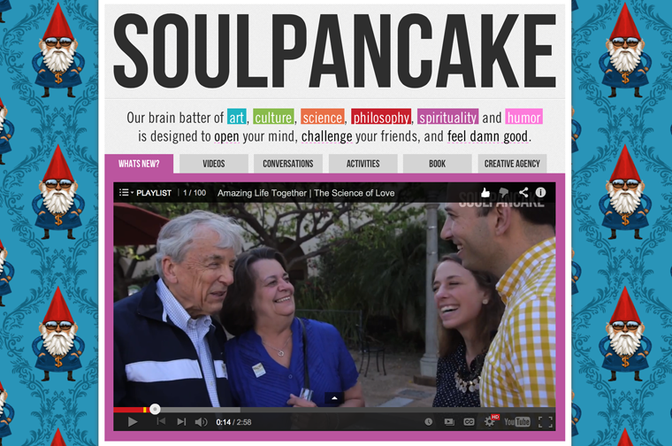 AMAZING Life Together on SoulPancake