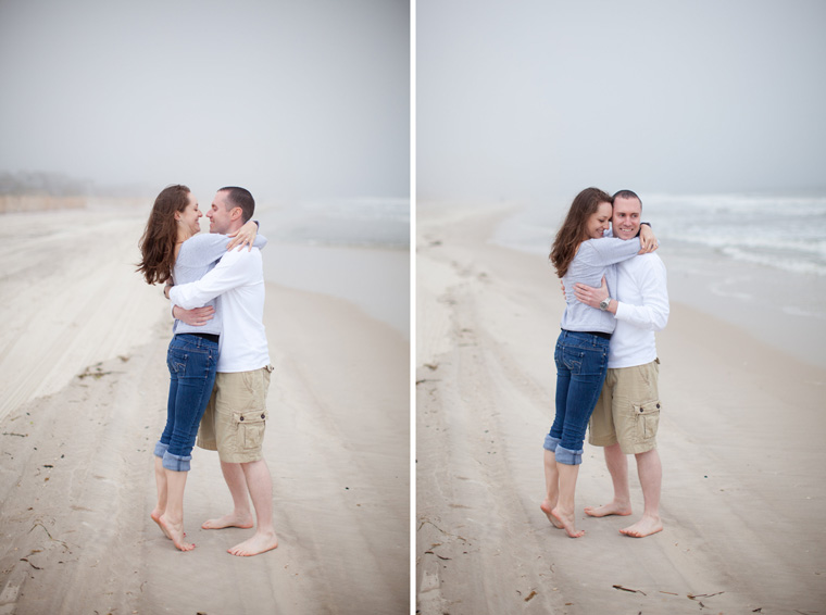 Long Island New York Engagement Session Photos By Liz and Ryan Beach Engagement Session (16)