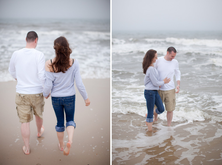 Long Island New York Engagement Session Photos By Liz and Ryan Beach Engagement Session (12)