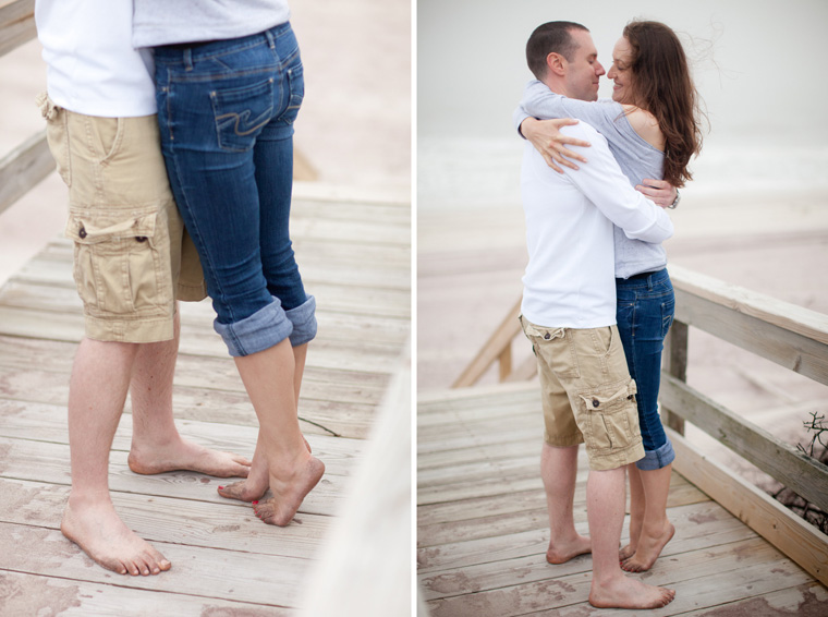 Long Island New York Engagement Session Photos By Liz and Ryan Beach Engagement Session (6)