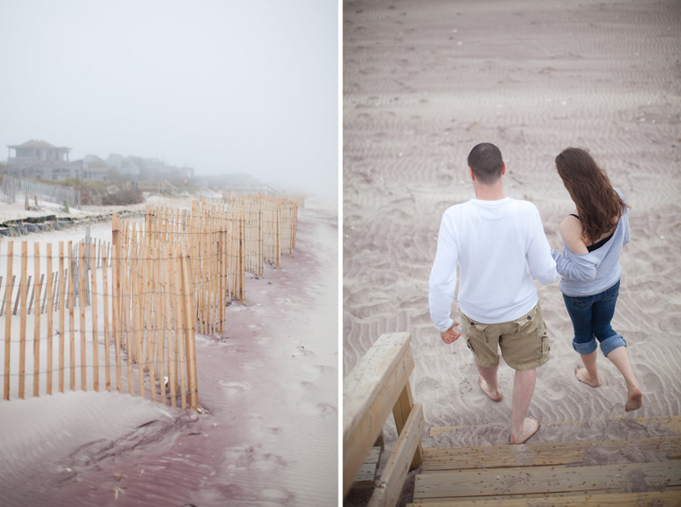 Long Island New York Engagement Session Photos By Liz and Ryan Beach Engagement Session (2)