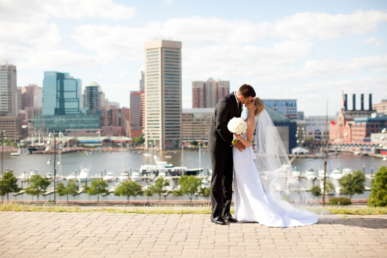 Baltimore Inner Harbor Tabrizi's Wedding Photos by Liz and Ryan Waterfront Federal Hill The Shrine of the Sacred Heart Mount Washington Wedding and Engagement Photography (12)