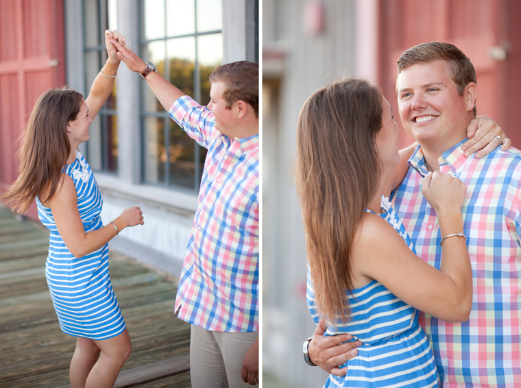 St. Michaels Engagement Session by Liz and Ryan Eastern Shore MD Chesapeake Bay Nautical Wedding Chesapeake Bay Maritime Museum St. Michaels Winery Eastern Shore Brewing Lyon Distilling Company Wedding and Engagement Photography by Liz and Ryan (6)