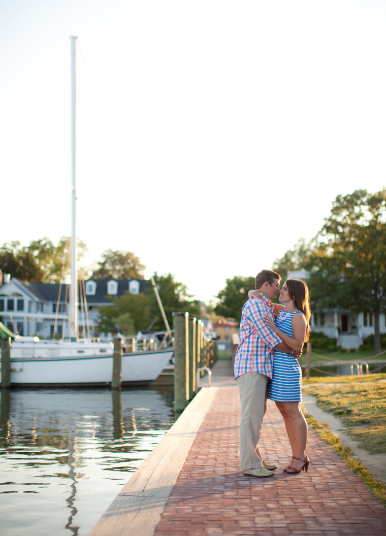 St. Michaels Engagement Session by Liz and Ryan Eastern Shore MD Chesapeake Bay Nautical Wedding Chesapeake Bay Maritime Museum St. Michaels Winery Eastern Shore Brewing Lyon Distilling Company Wedding and Engagement Photography by Liz and Ryan (1)