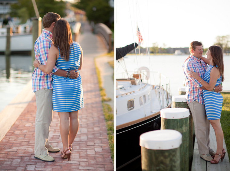 St. Michaels Engagement Session by Liz and Ryan Eastern Shore MD Chesapeake Bay Nautical Wedding Chesapeake Bay Maritime Museum St. Michaels Winery Eastern Shore Brewing Lyon Distilling Company Wedding and Engagement Photography by Liz and Ryan (2)