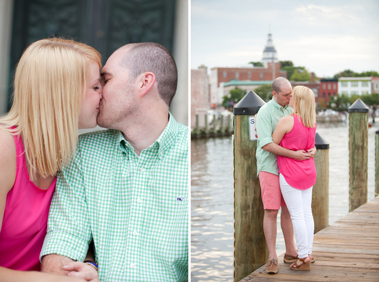 Annapolis Engagement Session by Liz and Ryan Maryland Annapolis Waterfront Downtown Annapolis Main Street Docks Maryland Capitol Wedding and Engagement Photography (4)