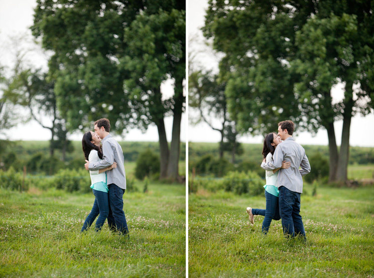 Butler's Orchard Engagement Session Photos by Liz and Ryan Farm Engagement Session Pick Your Own Farm Blueberries Blueberry Soda Blueberry Beer Picnic Engagement Session Maryland Wedding and Engagement Photography Pick Your Own Blueberries Pick Your Own Flowers Flower Fields Photos by Liz and Ryan (5)