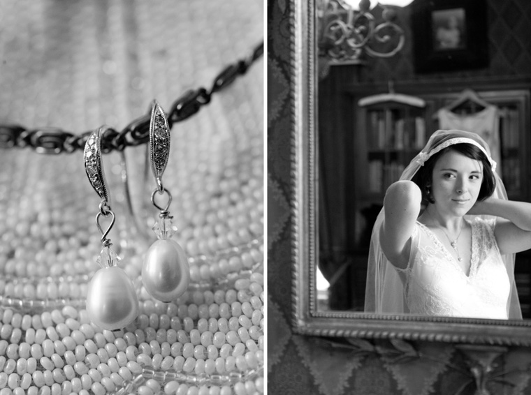 1920s Art Deco Style Wedding Photos by Liz and Ryan Hendersonville North Carolina Melange Bed & Breakfast Photos (35)