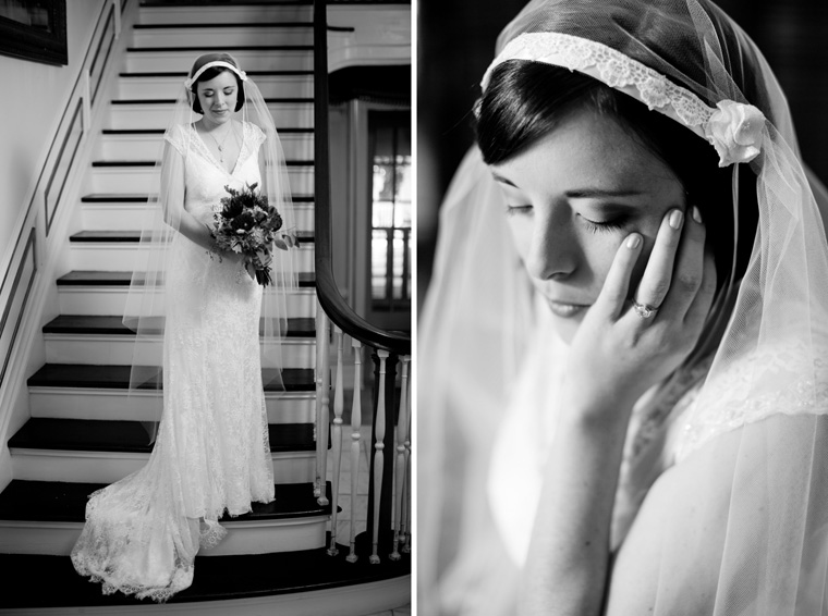 1920s Art Deco Style Wedding Photos by Liz and Ryan Hendersonville North Carolina Melange Bed & Breakfast Photos (20)