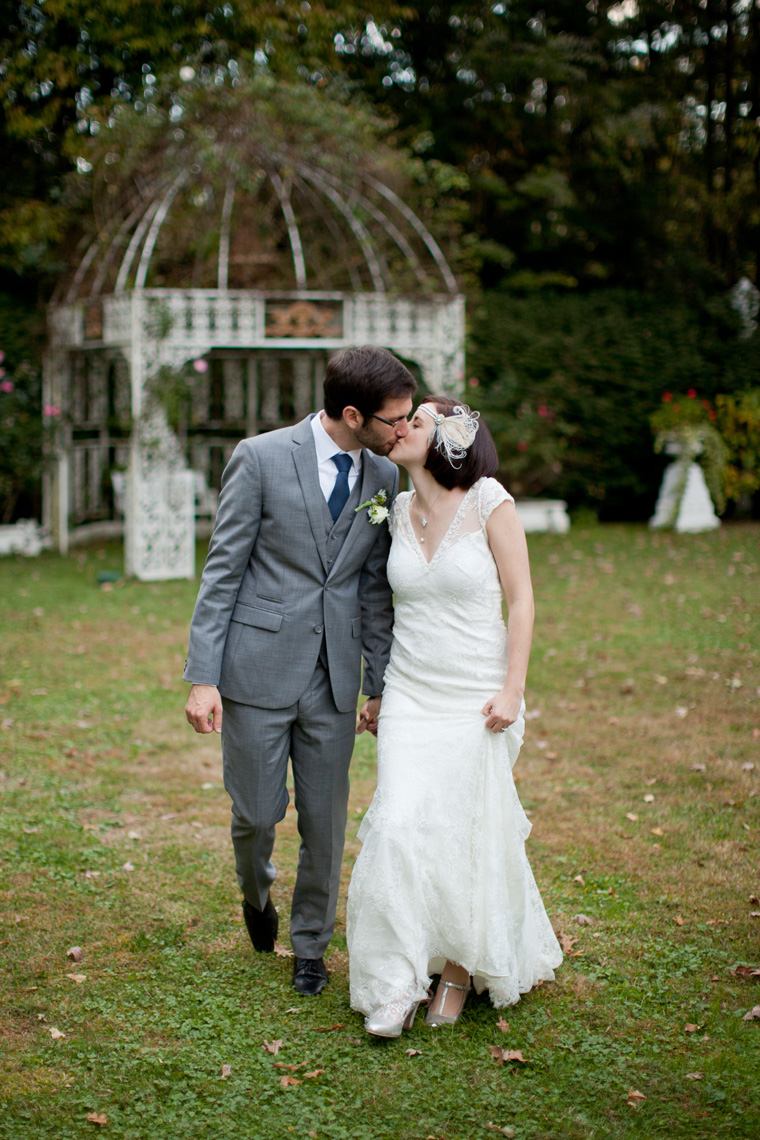 1920s Art Deco Style Wedding Photos by Liz and Ryan Hendersonville North Carolina Melange Bed & Breakfast Photos (14)