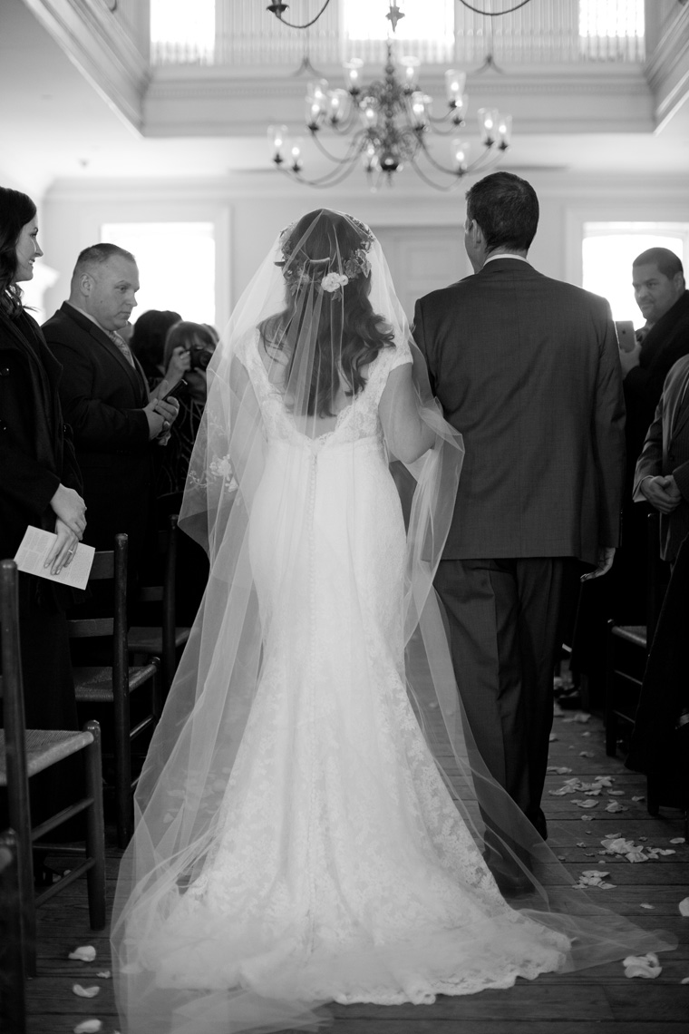 St Johns College McDowell Hall Randall Hall Annapolis Maryland Winter Wedding Snow Wedding and Engagement Photography Classic Romantic Photos by Liz and Ryan (31)