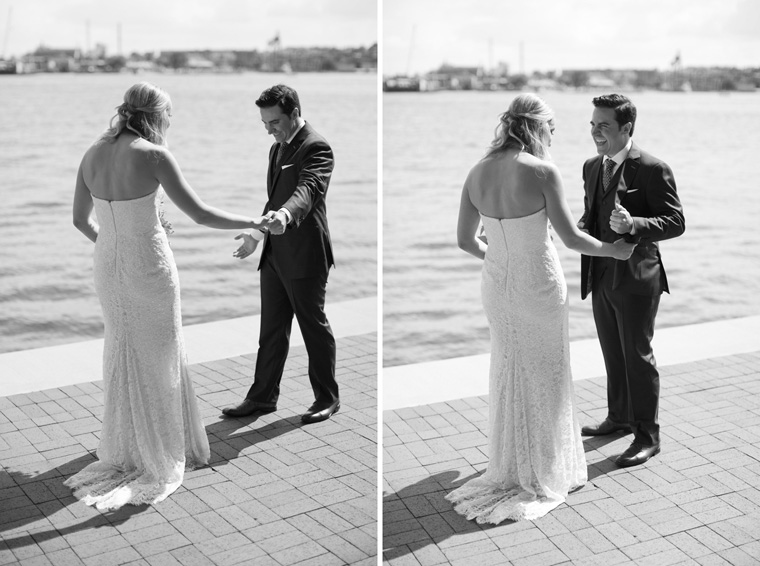 Baltimore Inner Harbor Wedding Maryland Waterfront Wedding and Engagement Photography by Liz and Ryan Christopher Schafer Clothier Frederick Douglass-Isaac Myers Maritime Museum Fells Point Baltimore Photos by Liz and Ryan (23)