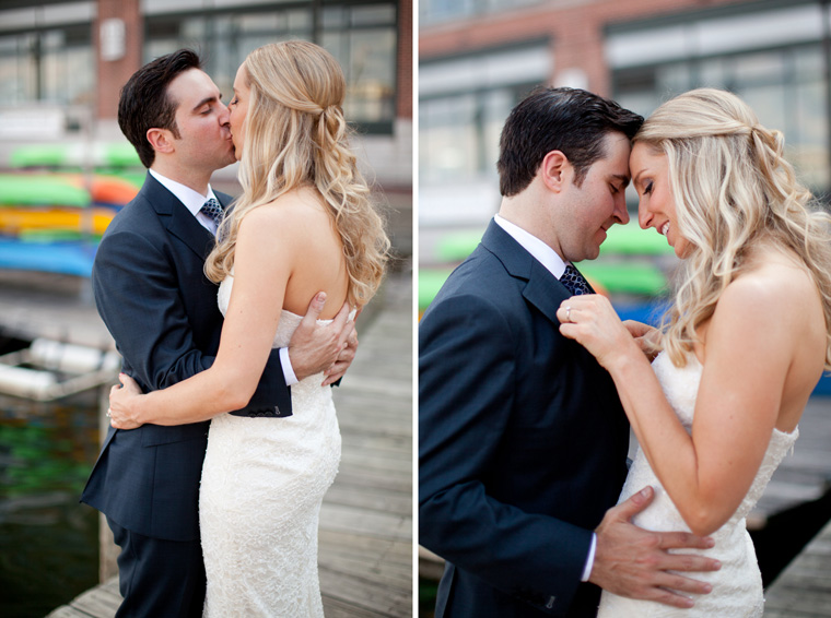 Baltimore Inner Harbor Wedding Maryland Waterfront Wedding and Engagement Photography by Liz and Ryan Christopher Schafer Clothier Frederick Douglass-Isaac Myers Maritime Museum Fells Point Baltimore Photos by Liz and Ryan (19)