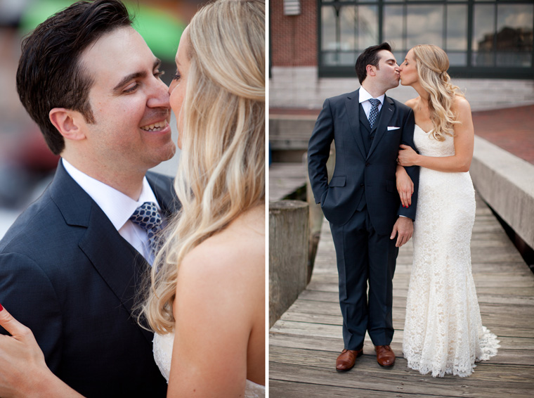 Baltimore Inner Harbor Wedding Maryland Waterfront Wedding and Engagement Photography by Liz and Ryan Christopher Schafer Clothier Frederick Douglass-Isaac Myers Maritime Museum Fells Point Baltimore Photos by Liz and Ryan (18)