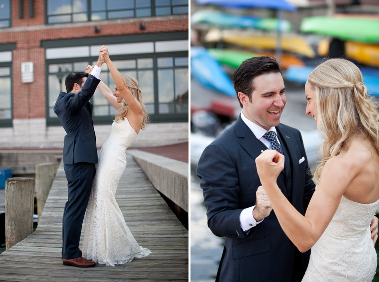 Baltimore Inner Harbor Wedding Maryland Waterfront Wedding and Engagement Photography by Liz and Ryan Christopher Schafer Clothier Frederick Douglass-Isaac Myers Maritime Museum Fells Point Baltimore Photos by Liz and Ryan (17)