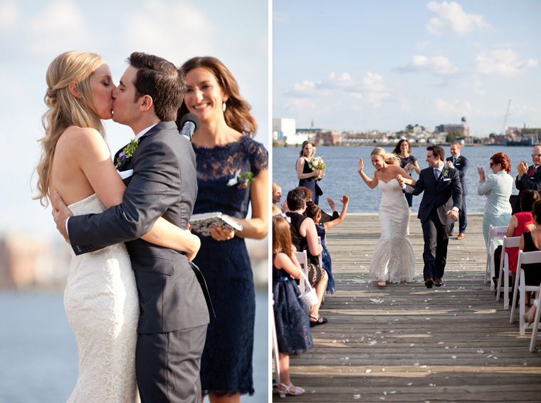 Baltimore Inner Harbor Wedding Maryland Waterfront Wedding and Engagement Photography by Liz and Ryan Christopher Schafer Clothier Frederick Douglass-Isaac Myers Maritime Museum Fells Point Baltimore Photos by Liz and Ryan (9)