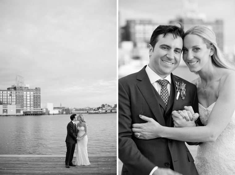 Baltimore Inner Harbor Wedding Maryland Waterfront Wedding and Engagement Photography by Liz and Ryan Christopher Schafer Clothier Frederick Douglass-Isaac Myers Maritime Museum Fells Point Baltimore Photos by Liz and Ryan (5)