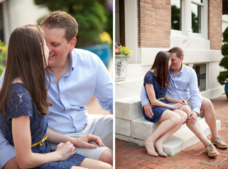 Baltimore Orioles Engagement Session Federal Hill Baltimore Engagement Photos (30)