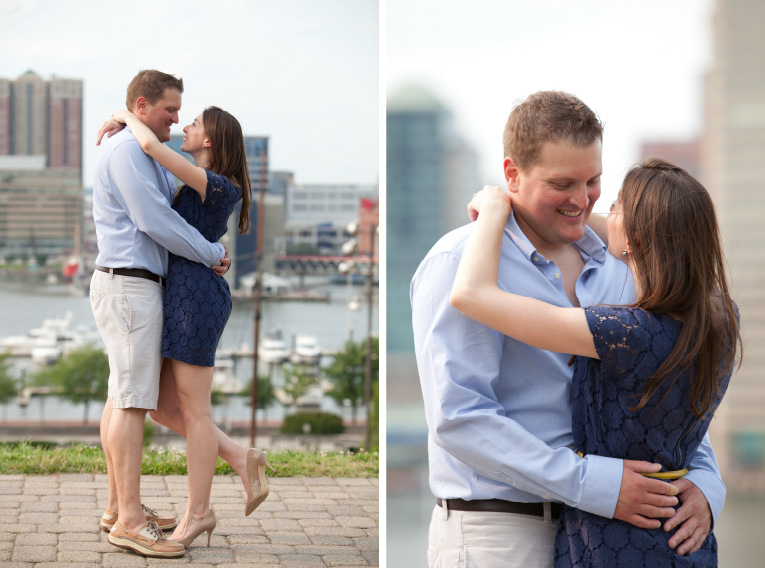 Baltimore Orioles Engagement Session Federal Hill Baltimore Engagement Photos (28)
