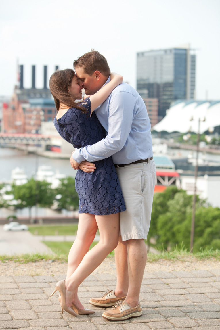 Baltimore Orioles Engagement Session Federal Hill Baltimore Engagement Photos (27)