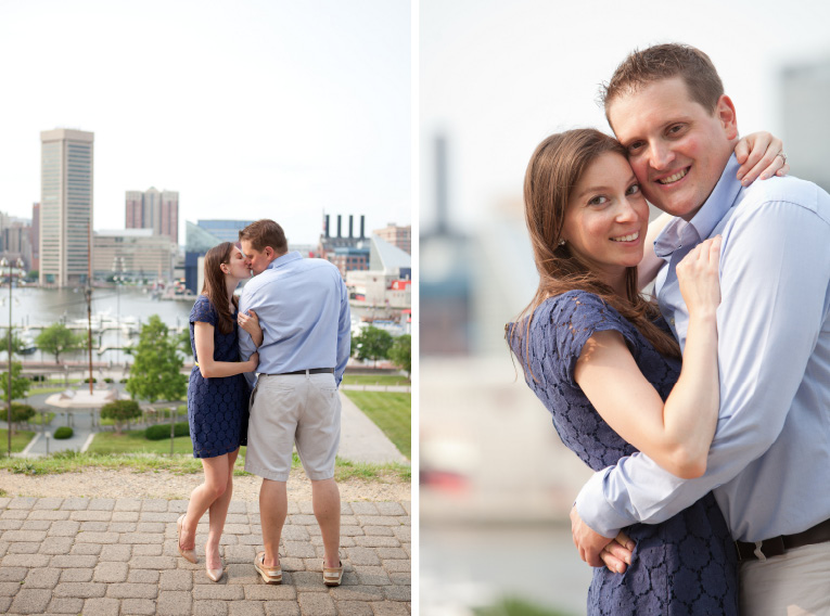 Baltimore Orioles Engagement Session Federal Hill Baltimore Engagement Photos (26)