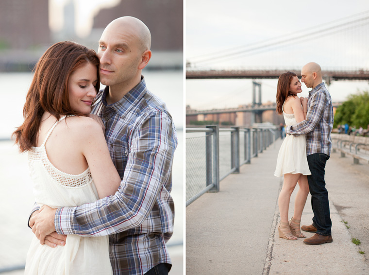 Brooklyn New York City Engagement Session NYC Wedding and Engagement Photography by Liz and Ryan Brooklyn Bridge Prospect Park Photos by Liz and Ryan (3)