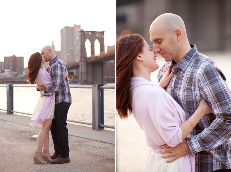 Brooklyn New York City Engagement Session NYC Wedding and Engagement Photography by Liz and Ryan Brooklyn Bridge Prospect Park Photos by Liz and Ryan (1)