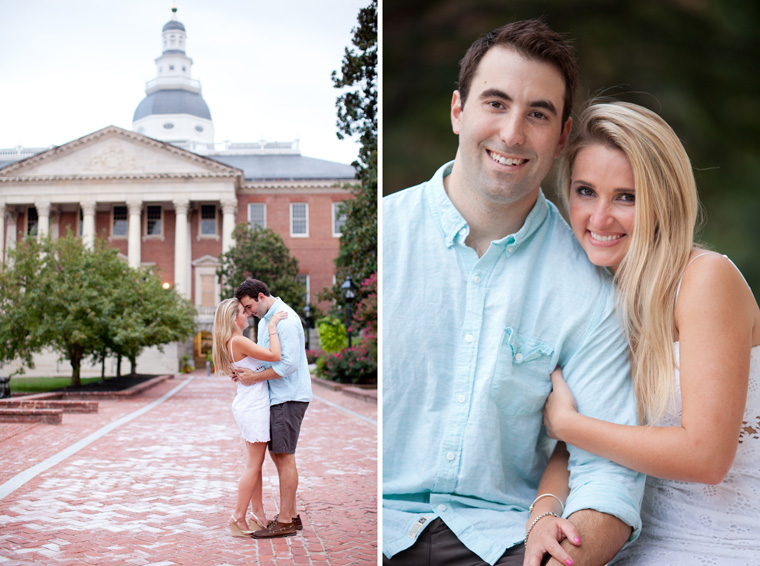 Annapolis MD Engagement Session Photos Shaunie and Paul by Liz and Ryan (8)